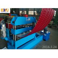 Wholesale 0-8m / Min Portable Punching Speed Metal Roofing Machine For Resorts from china suppliers