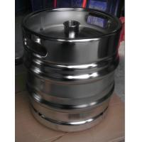 Buy cheap beer keg with polished from 10L to 59L bright silver colour for brewing and micro brewery from wholesalers