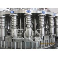 Wholesale Pet Bottle Tea Hot Filling Machine 12000BPH , 3 in 1 Washing Filling Capping Machine from china suppliers