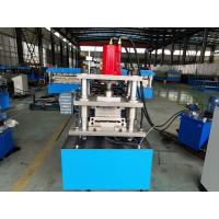 Wholesale Manual / Hydraulic 7.5kw Cold Roll Forming Machine 1ac.5mm Steel Thickness from china suppliers