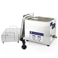 Wholesale Skymen Benchtop Ultrasonic Cleaner Jewellry , Optical Lense Sonic Cleaning Machine 10.8l from china suppliers