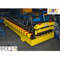 Wholesale 10m / Min Working Speed Roof Panel Roll Forming Machine Low Noise from china suppliers