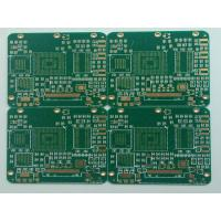 Wholesale Mirror Circuit  6 Layers PCB Board Manufacturing with Green / Red / Blue / Black from china suppliers