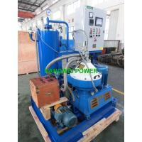 Quality Centrifugal Oil Purifier Diesel Tank Filter Water Separator 2250RPM - 4000RPM for sale