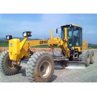 Wholesale Cummins Engine Motor Grader Machine ,  165HP Front Blade Skid Steer Road Grader from china suppliers