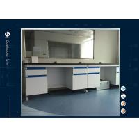 Wholesale Modern School Trespa Worktops Physics Laboratory Furniture Mobile Lab Bench from china suppliers