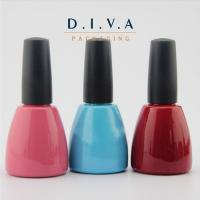 Wholesale Empty15ml fancy nail polish glass bottle with candy color from china suppliers