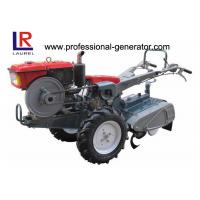 Wholesale Hand Walking 7HP Diesel Oil Power Tiller Agriculture Machine CE / ISO Certificated from china suppliers