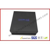 Buy cheap Magnetic Flatable Gift Packaging Boxes , Promotion Greyboard Boxes for Watches / Jewelry from wholesalers