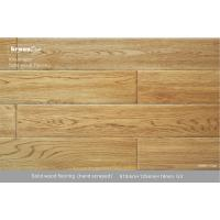 Wholesale A 18 mm Antique Wood Flooring , wide plank Oak solid wood floors from china suppliers