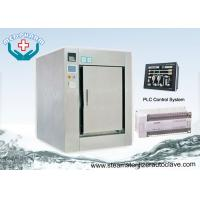 Buy cheap Horizontal Hinge Door CSSD Sterilizer 600 Liter With Built-in Steam Generator from wholesalers