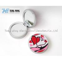 Wholesale Personalised Travel Makeup Mirror Grils Small Makeup Mirror Gift from china suppliers