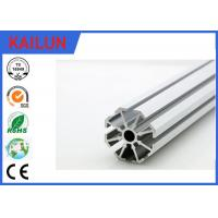 Wholesale Round T Slot Aluminum Extrusion for Aluminium Construction Profiles Mounting Frames from china suppliers