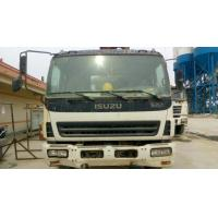 Wholesale 36M USED putzmeister CONCRETE PUMPS ISUZU truck 2001 36m 42M Truck-Mounted Concrete Pump from china suppliers