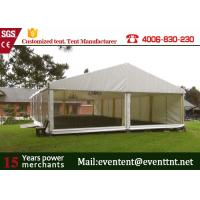 Wholesale M20 A Frame Tent Aluminum Frame Structure With Furniture Tear Resistant from china suppliers