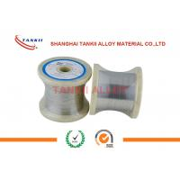 Wholesale Customized Thermocouple Bare Wire Tankii Alloy Flat / Ribbon Wire for heating usage from china suppliers