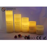 Warm White Light Indoor Outdoor Flameless Candles With Timer Gaoerjia