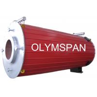 Wholesale Horizontal Gas Fired Electric Thermal Oil Boiler 300kw For Wood , Less Water from china suppliers