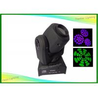 Wholesale 30w Led Spot Moving Head Light Black House 8 Gobos For Entertainment from china suppliers