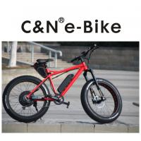 Buy cheap 70km/H Max Speed All Terrain Fat Tire Bike For Mountain / Snow / Sand Beach from wholesalers