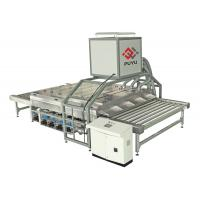Wholesale Furniture Glass Cleaning Machine Horizontal With Auto Lifting System from china suppliers