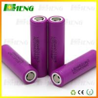 Wholesale 3.7 Volt Rechargeable Lithium Flashlight Batteries 2000Mah 25A With 500 Times Cycle Life from china suppliers