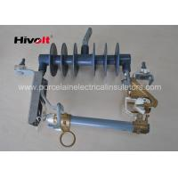 Buy cheap Conventional Type Dropout Fuse Cutout For Distribution Lines / Substations from wholesalers