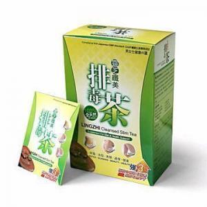 China Lingzhi Cleansed Slim Tea on sale