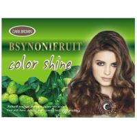 Wholesale natural herbal hair darkening shampoo hair colorants multi colors from china suppliers
