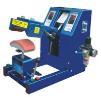 Wholesale Pneumatic Digital Cap Heat Pressing Machine For 150x60 MM Plate from china suppliers