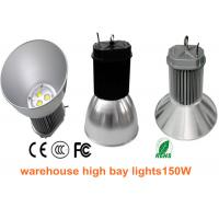 Wholesale 150 Watt Warehouse High Bay Lighting Bridgelux LED Meanwell Driver from china suppliers