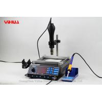 Wholesale Hot Air BGA Rework Station With Hakko Heater , 1270W Solder Stations from china suppliers