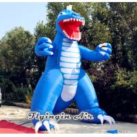 Wholesale Customized Cheap Cute inflatable Cartoon Dinosaurs Model for Sale from china suppliers