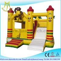 Wholesale Hansel commercial princess inflatable jumping castle for kids from china suppliers