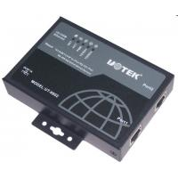Wholesale 2 Ports TCP / IP To RS-232 Ethernet Serial Converter with Black RJ45 Interface from china suppliers