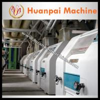 Wholesale Turnkey Project Grain Flour Mill Machine from china suppliers