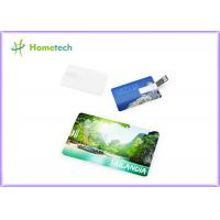 Wholesale Unique Full Color Printing Usb Plastic Card 4GB 8GB 1 Year Warranty from china suppliers
