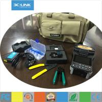 Quality AT-60S fusion splicer fiber optic tester for splicing fibers for sale