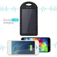 Wholesale 5000mah cell phone charger move power solar charger from china suppliers