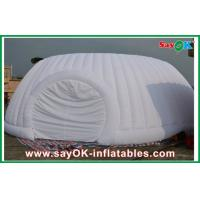 Wholesale Oxford Cloth Inflatable Air Tent , Diameter 5m Air Tent For Camping from china suppliers