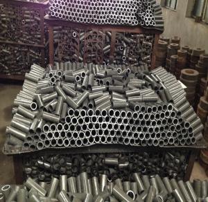 EN10305 2 Welded 50mm Steel Tube Cold Drawn Round Shape E235 / E275 Material
