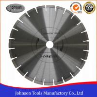 """Wholesale Professional 14"""" Diamond Concrete Saw Blades For Walk Behind Concrete Saw from china suppliers"""