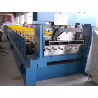 Wholesale PLC Control Hydraulic Floor Deck Roll Forming Machine For Industrial Building from china suppliers