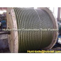 Wholesale Heavy Duty Anti-Twist Galvanised Steel Pulling Rope from china suppliers