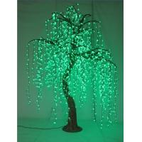 Wholesale 2015 outdoor lighting artificial trees decorating christmas LED willow tree light from china suppliers