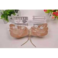 newest,breathable butterfly  wireless strapless bra with A,B,C,D size