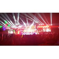 Wholesale Indoor Aluminum Stage LED Screen SMD HD Pitch 4mm For Concert from china suppliers
