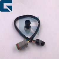 Buy cheap 239-2396 Excavator Solenoid Valve / Fuel Press Sensor For E320C 2392396 from wholesalers