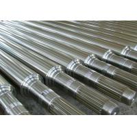 Wholesale 1.6580(30CrNiMo8,30CND8,823M30)Forged Forging Steel Roller Rolls roller shafts from china suppliers