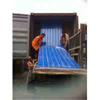 Quality Solid Color 7 9 Slot  Slotted MDF Board Exported to Morocco Loose Package for sale